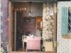 Kitchen side door view