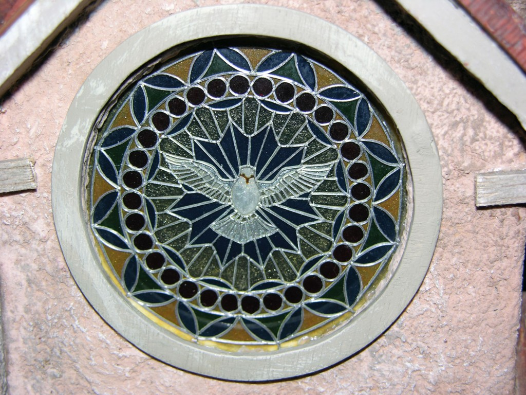 Stained Glass by Barb Sabia