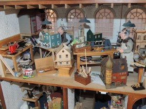 The Dollhouse Factory
